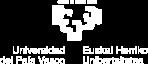Universidad del País Vasco - Euskal Herriko Unibertsitatea